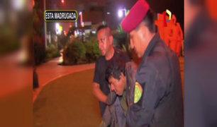 Magdalena: rescatan a hombre que cayó por acantilado