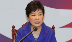 Ex presidenta de Corea del Sur se declara inocente
