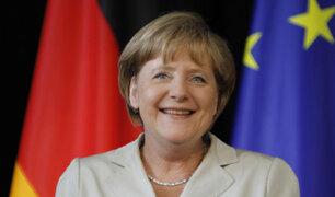 Arabia Saudi: Ángela Merkel omite regla para mujeres durante su visita oficial
