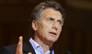 Argentina: huelga general contra gobierno de Macri paraliza al país