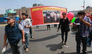 Movadef llama a votar en contra de Keiko Fujimori mediante sus redes sociales