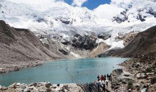 Áncash: Contraloría solicitó reforzar laguna Palcacocha ante posible desborde
