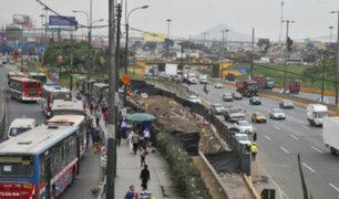 Municipalidad de Lima inició los trabajos de ampliación en el paradero de Acho