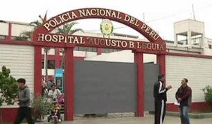 Médico de Hospital de Policía se niega a atender a efectivo atropellado