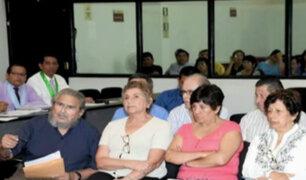 Tribunal expulsa de audiencia a Abimael Guzmán por indisciplina