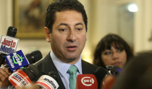 "Salvador Heresi: ""Vizcarra tiene que buscar un Gabinete de ancha base"""