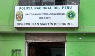 Fueron halladas las menores desparecidas hace 3 días en San Martin de Porres