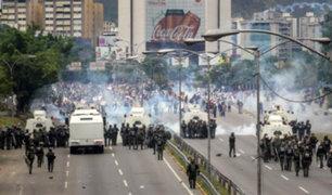 Venezuela: suben a 33 los muertos en protestas por nueva Constitución