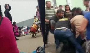Serenos de Chorrillos cobraban cupos a ambulantes
