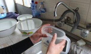 Sedapal anuncia que tarifa del agua subirá a partir de julio
