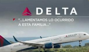 Delta Airlines expulsa a familia de vuelo por negarse a ceder asiento