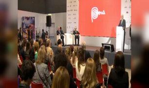 Presidente Kuczynski inauguró el Perú Travel Mart 2017