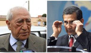 Isaac Humala: Tengo la convicción que Ollanta no es un asesino