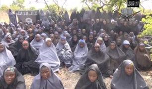 Nigeria: liberan a decenas de niñas que fueron raptadas por Boko Haram