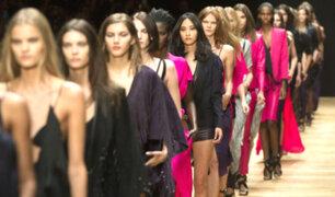 Francia veta a modelos extremadamente delgadas en sus pasarelas