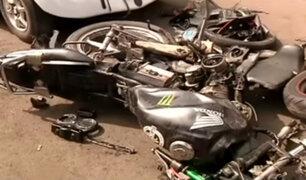 Exigen justicia para jóvenes fallecidos en accidente de la Costa Verde