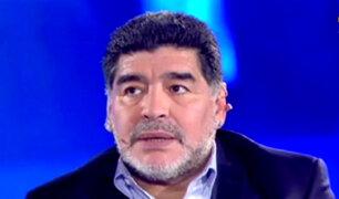Estados Unidos niega visa a Diego Armando Maradona por insultar a Donald Trump