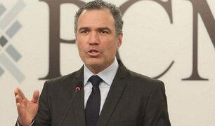 """Salvador del Solar: """"No podemos permitir la apología al terrorismo"""""""
