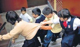 Preocupación por incremento de casos de bullying en nuestro país