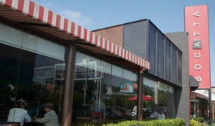 Minutos de espanto: asalto en exclusivo restaurante de Chacarilla