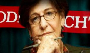 Corrupción bajo la alfombra municipal: Susana Villarán y las coimas de Odebrecht