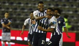 Alianza Lima derrotó 2-0 a Real Garcilaso por Torneo de Verano