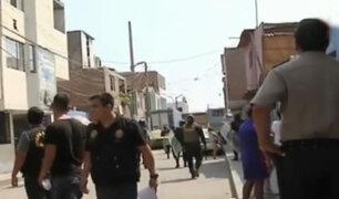Callao: policía abate a delincuente en Sarita Colonia