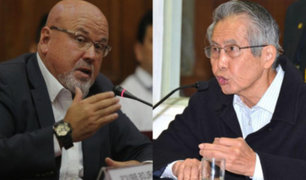 """""""Un sector de FP no le interesa que Fujimori salga"""", dice Carlos Bruce"""
