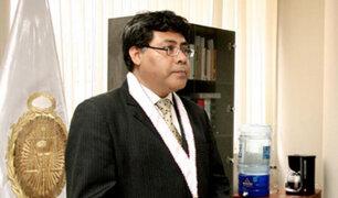 Fiscal Juárez viajará a Brasil para interrogar a exdirectivos de Odebrecht