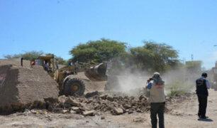 Lambayeque: vecinos apoyan en recuperación de complejo arqueológico