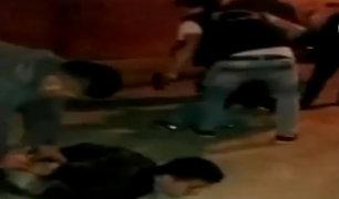 Los Olivos: policía captura a banda delictiva 'Los terribles de Copacabana'