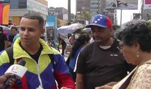 Cinco mil venezolanos han solicitado permanencia temporal