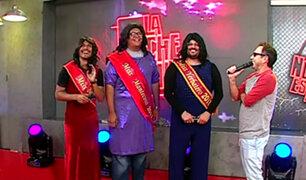 Así fue la elección del Miss La Noche es Mía