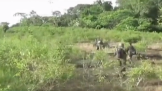 Iquitos: policías antidrogas se enfrentaron a balazos a narcotraficantes