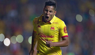 Raúl Ruidíaz: confirman que su recuperación tardará por lo menos tres semanas