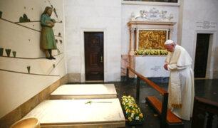 Papa Francisco declara santos a dos pastores de Fátima