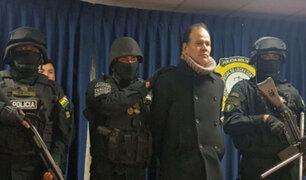 Bolivia podría retirar estatus de refugiado a exemerretista Julio César Vásquez