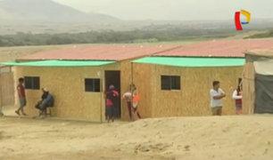 Trujillo: entregan viviendas a damnificados por desastres naturales