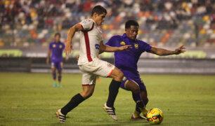 Universitario derrotó 3-0 a Comerciantes Unidos en el Monumental
