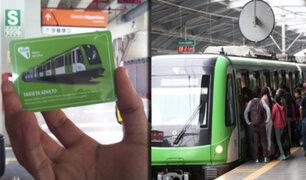 """Metro de Lima: denuncian mafia de """"revendedores de saldo"""""""