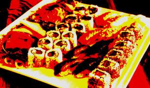 ¿Te gusta el sushi? Esta noticia te dará pesadillas, pero tienes que leerla