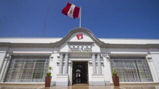 Pronabi: disponen creación de Programa Nacional de Bienes Incautados