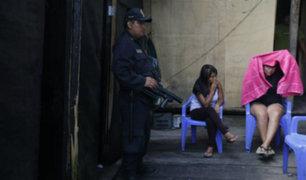 Policías serán capacitados en investigación de trata de personas