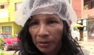 SMP: mujer fue agredida con un martillo por su pareja