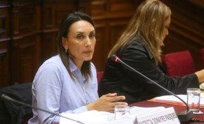 Fujimoristas dan la espalda a proyecto de su colega Patricia Donayre