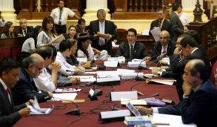 Comisión de Justicia aprueba modificar artículo sobre apología al terrorismo