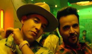 """""""Despacito"""" es primera canción en español en ser número 1 en los Estados Unidos"""