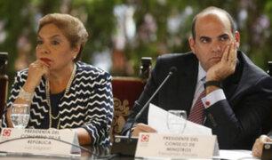 """Luz Salgado: """"Es preocupante entregar recursos públicos a empresas investigadas por corrupción"""""""