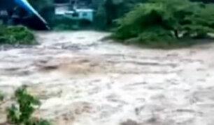 Jamaica: intensas lluvias desencadenan inundaciones y vías incomunicadas
