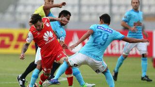 Sporting Cristal cayó 2-0 ante Santa Fe y quedó eliminado de la Libertadores